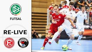 03.09.2021, 10:00 Uhr:  Futsal-Bundesliga auf DFB-TV: Düsseldorf vs. HSV Panthers