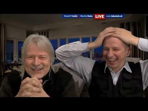 Vasky s Daňom o Petrovi Sihelskom, že je čičolín