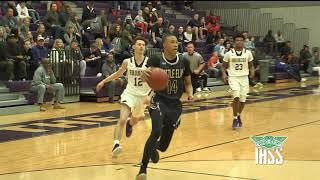 Little Elm vs Denton - 2019 Basketball Highlights