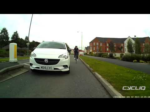 Near Miss in Buckshaw Village