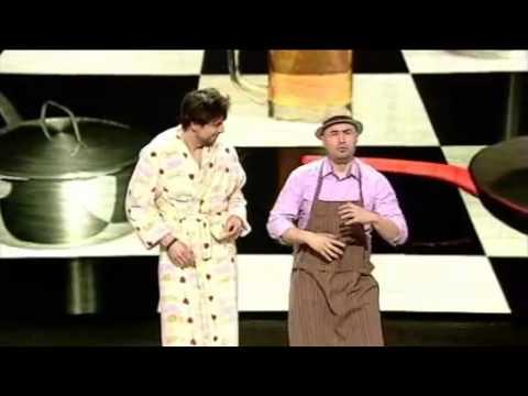 Kabaret Paranienormalni -  Parodia Makłowicza