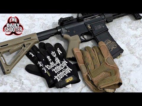 Mechanix M-Pact Gloves Vs Mechanix Standard Gloves