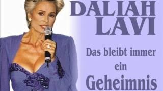 Daliah Lavi - Das bleibt immer ein Geheimnis