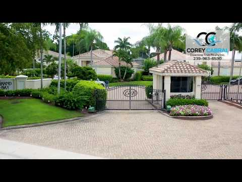 Pelican Bay Grand Bay Naples, Florida video