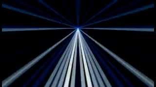 Spectrum laser show - Basement Jaxx Saga