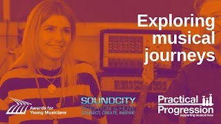 Practical Progression film resources from Awards for Young Musicians