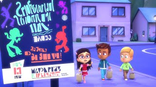 PJ Masks Official | The School Dance  ❤️ Valentine's Day Special ❤️ Cartoons for Kids