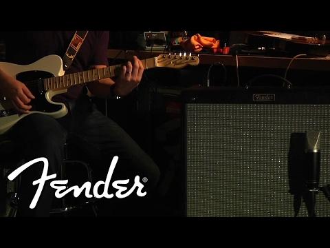 FENDER Hot Rod Deville III 410 Kytarové lampové kombo