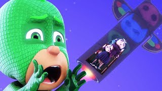 PJ Masks Episodes | CLIPS | | PJ Masks HQ Transforms into a Rocket | Season 2 HD | PJ Masks