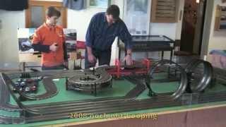 Carrera Go - Die Entwicklung meiner Carrera Bahn