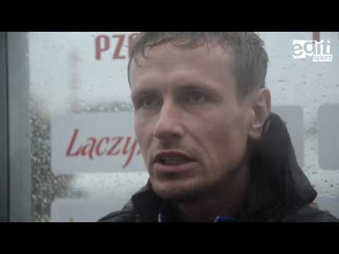 Komentarze po meczu Stomil Olsztyn - Sandecja Nowy Sącz