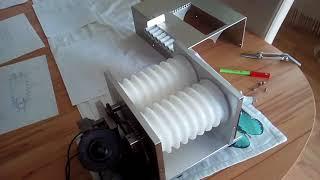 Раскаточная доска для изготовления бойлов