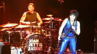 """Do You Wanna Touch Me & Bad Reputation"" Joan Jett@BBT Pavilion Camden, NJ 7/27/17"