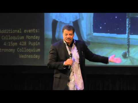 Columbia Astrophysicists & Neil deGrasse Tyson on LIGO