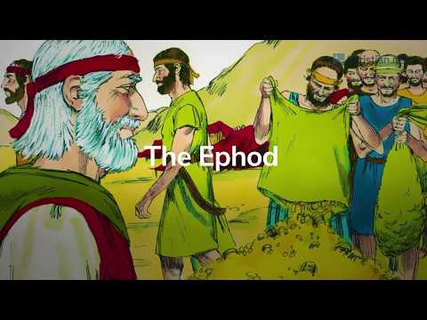 Exodus 28: Priestly Garments | Bible Stories