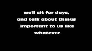 28 days later Grandaddy AM 180 lyrics