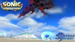Sonic the Hedgehog 2006 Remastered (P-06) - Wave Ocean and