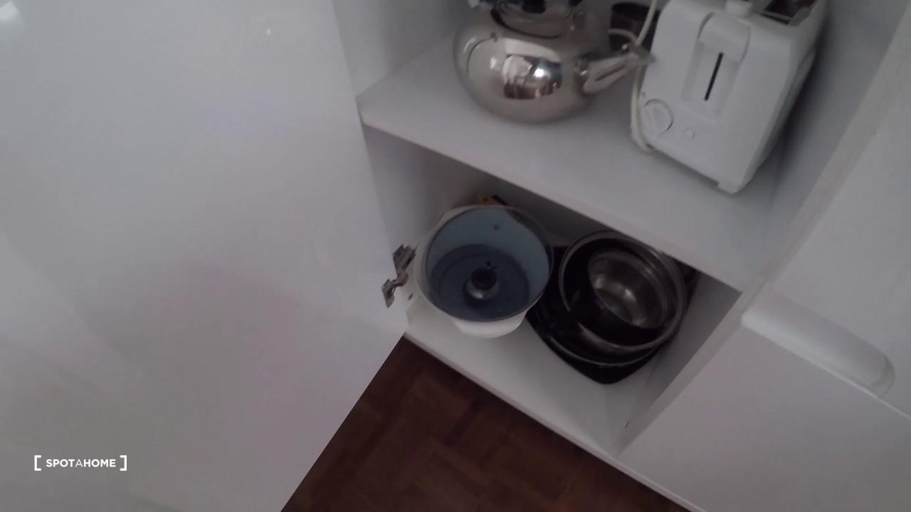 Cozy 3-bedroom apartment with AC for rent in Retiro