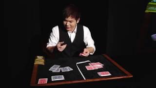 Eric Chien 2018 Fism Grand Prix Act -Ribbon-