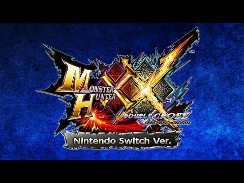 Monster Hunter XX On The Nintendo Switch Gets Its First Trailer