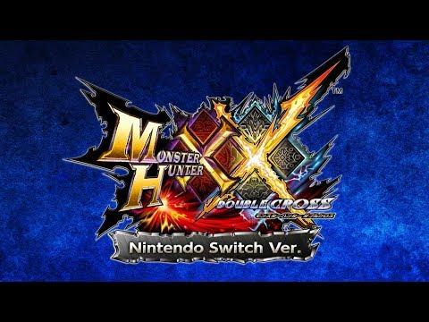 『モンスターハンターダブルクロス Nintendo Switch Ver.』プロモーション映像