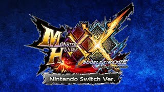 גרסת ה־Switch של Monster Hunter XX תתמוך ב־Cross Play עם ה־3DS