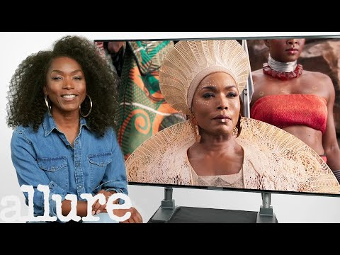 , title : 'Angela Bassett Breaks Down Her Most Iconic Movie Looks | Pretty Detailed | Allure'