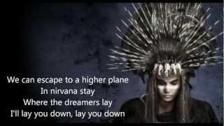 Adam Lambert - Nirvana [FULL SONG] - LYRICS