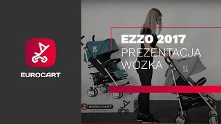Wózek Dziecięcy Spacerowy Euro-Cart Ezzo
