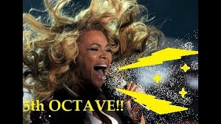 Female Singers DESTROYING the 5th OCTAVE with PHRASED HIGH NOTES!