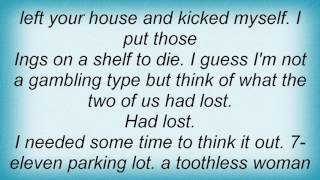 Face To Face - Chesterfield King Lyrics