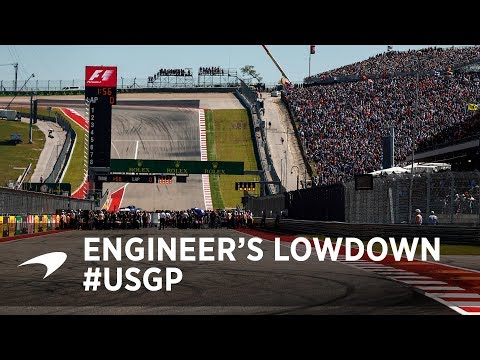 Engineer's Lowdown with Will Joseph | US GP