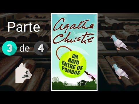 POIROT APARECEU!! Um Gato Entre os Pombos - Agatha Christie | Resenha (3/4)