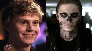 American Horror Storys Evan Peters Has Some Secrets - Speakeasy