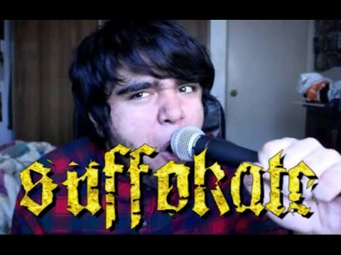 """Suffokate - """"Not The Fallen"""" (Vocal Cover)"""