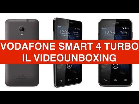 Foto Vodafone Smart 4 Turbo, Telefono 4G LTE Low Cost