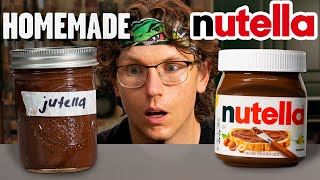 Can We Beat Nutella In A Blind Taste Test?