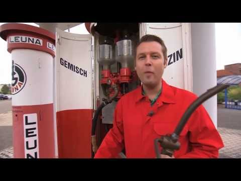 Der Aufwand des Benzins das Alpha 110