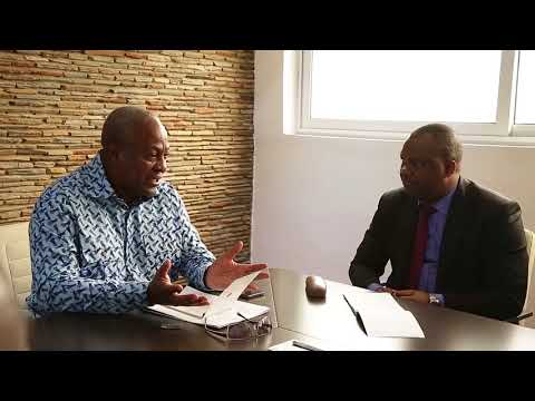 Politics: EC from DR Congo seek electoral advice from Mahama