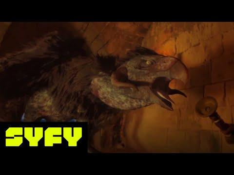 Sinbad Season 1 (Syfy Promo)