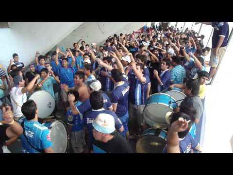 """""""los chiflado$ voy a la cancha descontrolado"""" Barra: Los Chiflados • Club: Blooming"""