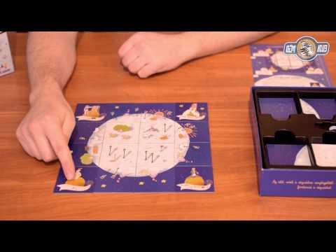 A kis herceg játékismertető by Gém Klub