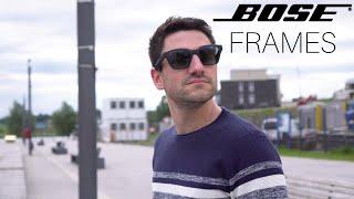 Bose Frames Alto/Rondo im Test | AR in einer Sonnenbrille