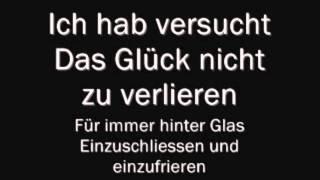 Christina Stürmer   Scherbenmeer Lyrics & English Translation