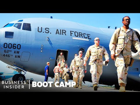What It Takes to Fly The $340 Million C-17 Globemaster III | Boot Camp