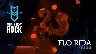 Flo Rida - Here It Is - Pal Norte 2015