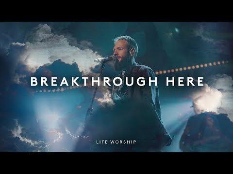 Breakthrough Here - Youtube Live Worship
