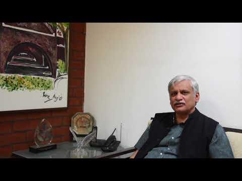 Prof. Errol D'Souza, Director of #IIMA, announces the launch of new Alumni Website