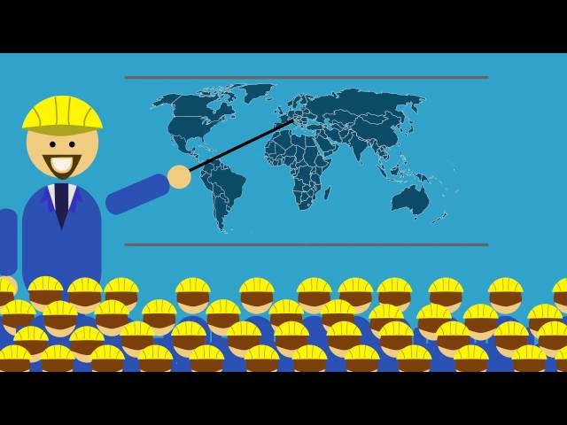 La eólica española en el mundo