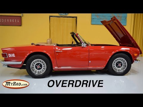 Video of '72 TR6 - MZA0